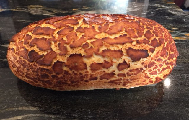 A loaf of Tiger Bread