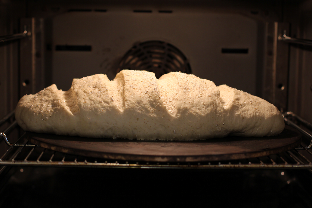 Kick Start Your Bread With A Pizza Stone The Cook S Digest