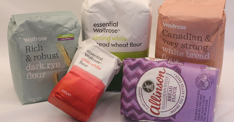 Which flour to choose to make bread?