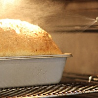 Adding Moisture to Bread-Making