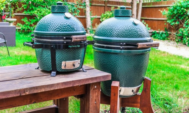 Our Big Green Eggs ... a Minimax and Large