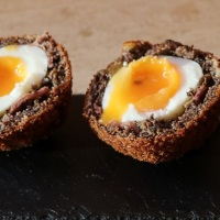 English Breakfast Scotch Eggs