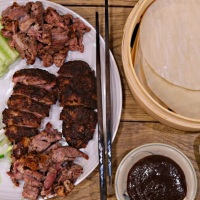 Homemade Crispy Aromatic Duck