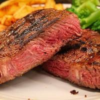 Sous Vide Seared Rib-Eye Steak