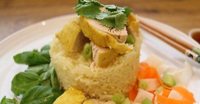 Com Ga – Vietnamese chicken rice
