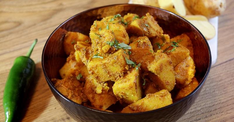 Aloo Jeera – Potato with Cumin Seeds
