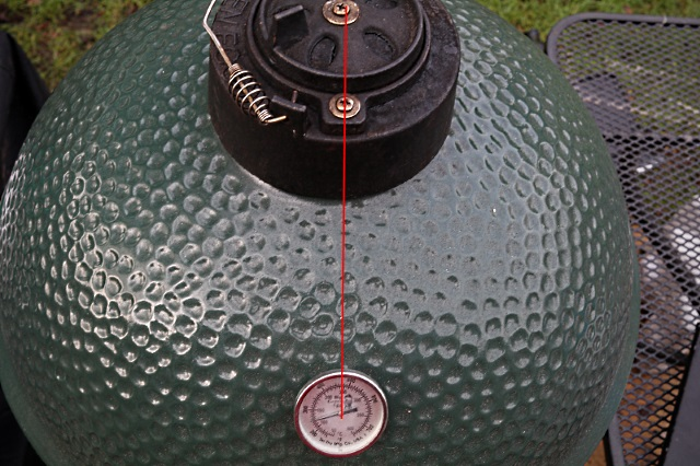 Daisy wheel configured to prevent cooks from over-heating