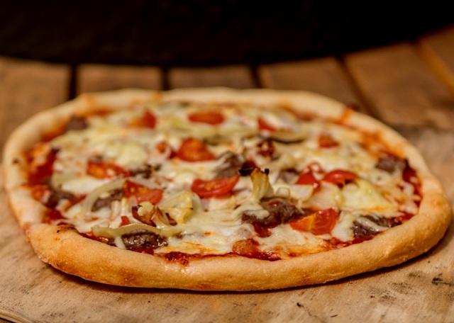 Adie's pizza