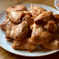 Salt 'n' Vinegar Chicken Wings