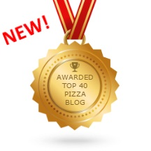 Pizza Blog Award